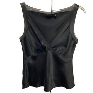 THE LIMITED 100% SILK CAMISOLE SIZE S